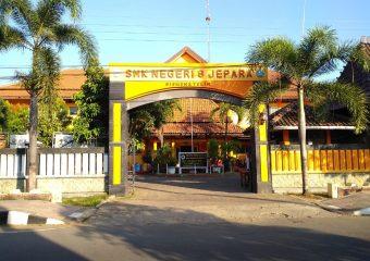 Gerbang Utama Sekolah